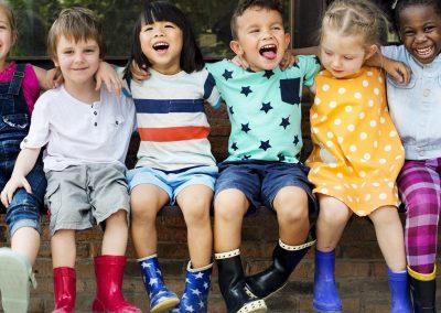 Childcare friends